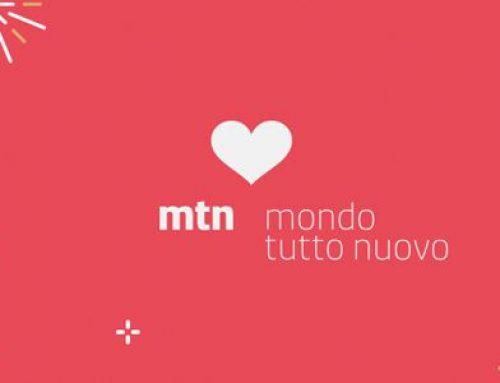 """MTN Company, con il """"cuore"""" verso un Mondo Tutto Nuovo"""