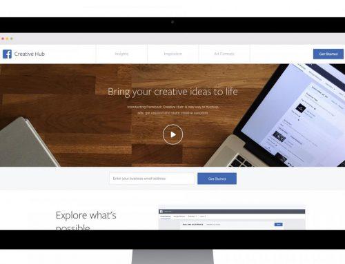 Facebook, le idee prendono forma con Creative Hub