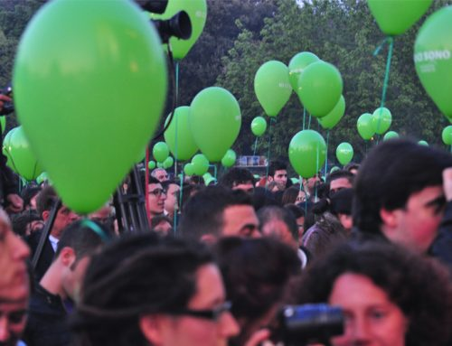 Earth Day, dal 2011 #IoCiTengo è viral