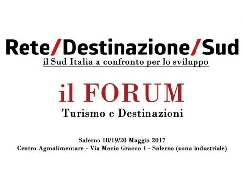 """MTN Company al forum """"Turismo e Destinazioni"""""""