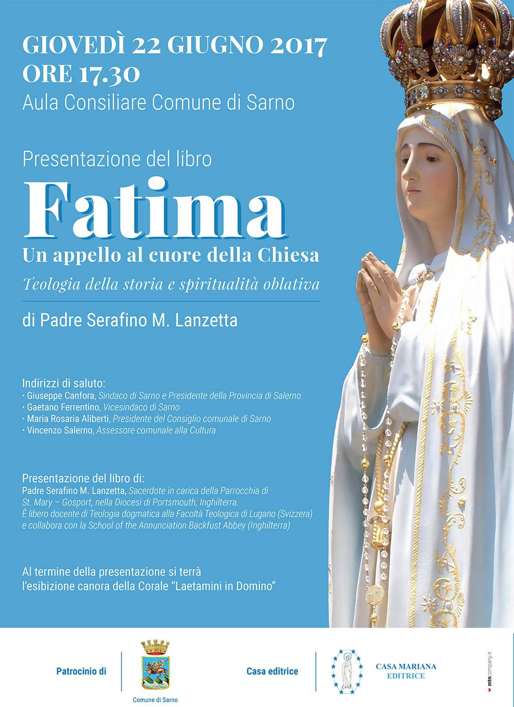 Presentazione Libro Padre Serafino M. Lanzetta.