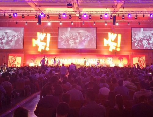 Fare di internet un posto migliore, MTN Company al Web Marketing Festival 2017