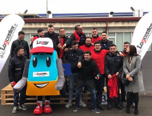Logcenter, grande successo al TRASPO DAY 2018