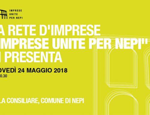 """La Rete """"Imprese Unite per Nepi"""" si presenta, appuntamento giovedì 24 maggio al Comune di Nepi"""