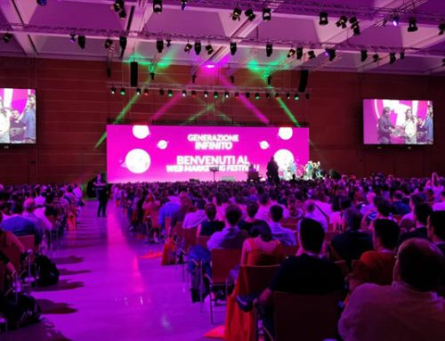 MTN Company al Web Marketing Festival 2018