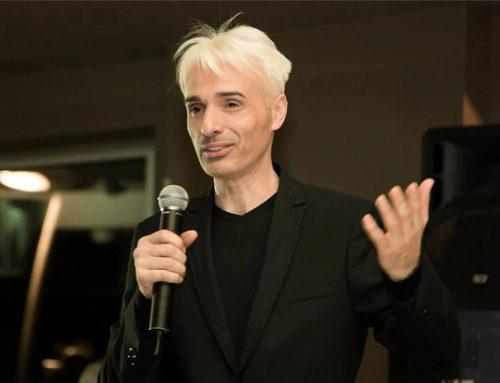 Cycas, Gianni Molaro porta in passerella i colori dell'integrazione