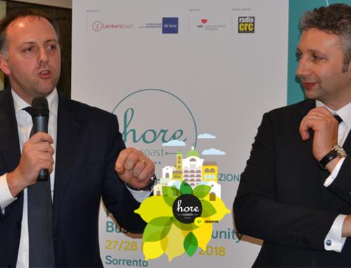 HoReCoast, martedì 26 marzo la presentazione alla Camera di Commercio di Salerno