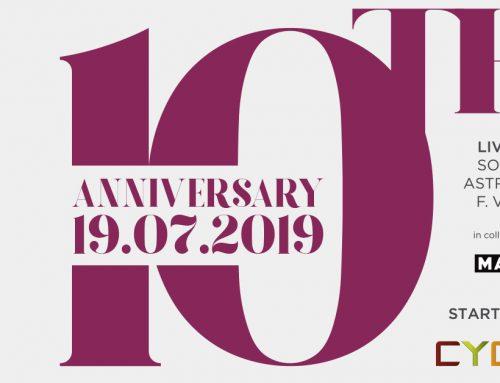 Buon compleanno Cycas, venerdì 19 luglio l'evento per i 10 anni di attività