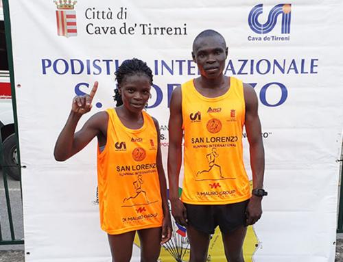 """La 58ª """"Podistica San Lorenzo"""" al ruandese Hitimana, record per la keniana Moseti"""