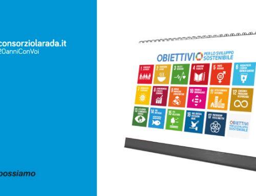 #insiemepossiamo. Il Calendario 2020 del Consorzio La Rada.
