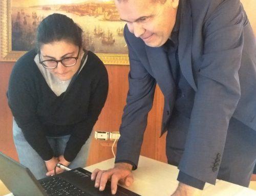 Una piattaforma a favore degli agricoltori della Campania per prevedere scenari climatici futuri