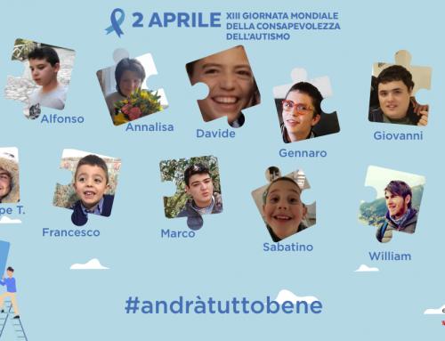 Giovedì 2 aprile la XIII Giornata Mondiale della consapevolezza dell'autismo