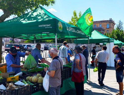 """Domenica 18 luglio torna a Cava de' Tirreni il mercatino delle aziende agricole de """"La spesa in campagna"""""""