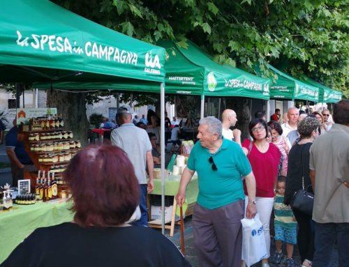"""""""La spesa in campagna"""", domenica 11 luglio il mercatino delle aziende agricole a Cava de' Tirreni"""