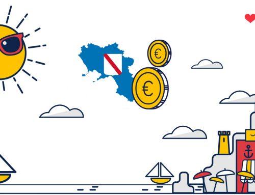 Fino a 200mila euro per micro, piccole e medie imprese del sistema turistico campano colpite dalla crisi generata dal Covid 19