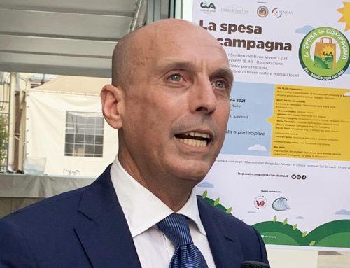 Agricoltura sostenibile e prospettive di settore con Carlo Lanaro, Vice Presidente CIA Salerno